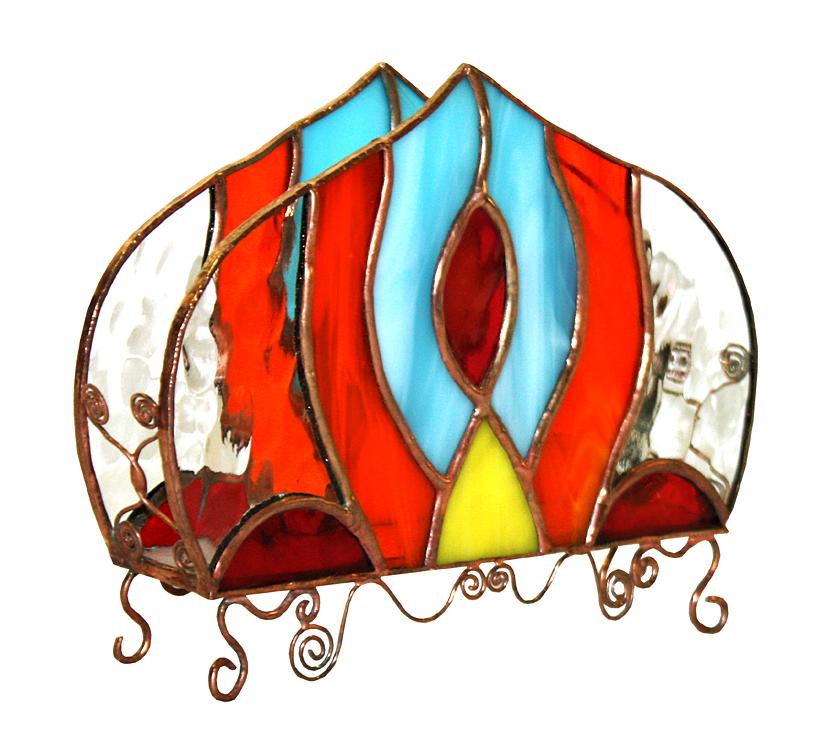 serwetnik szkło turban sułtana kolekcja arabika basole
