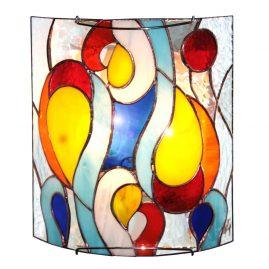 lampa arabika tiffany basole