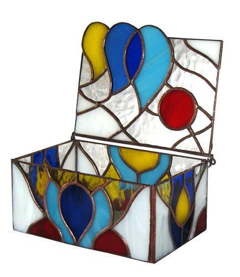 szkatułka tiffany arabika kolekcja basole