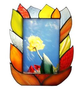 ramka na zdjęcie Ognisko kolekcja Ogień tiffany BasoLe