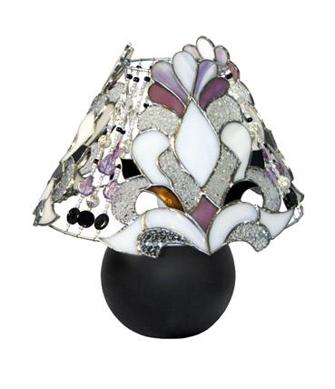 lampa basole witraż królewski szyk
