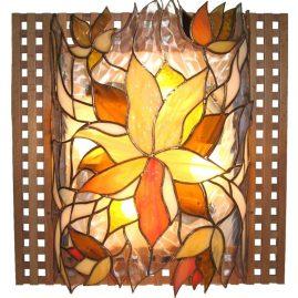 lampa sufitowa jesienna rapsodia tiffany basole