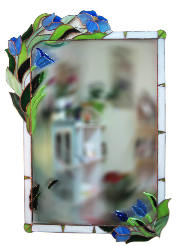 lustro casablanka tiffany basole