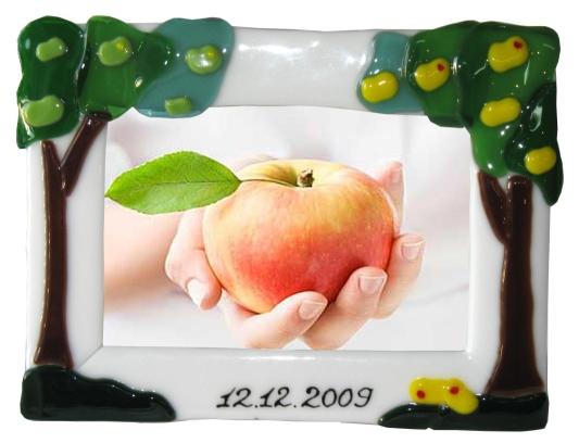 ramka na zdjęcie Eden prezent ślubny BasoLe