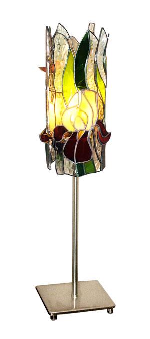 lampa Irysy tiffany kolekcja Irysy BasoLee
