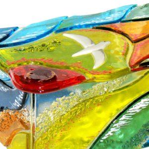 Kolekcja Kobieta i morze. Autorskie szkło. BasoLe