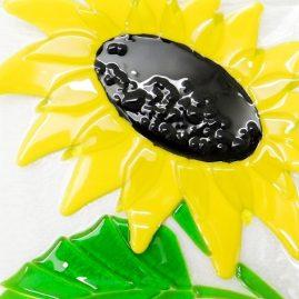 Kolekcja Słoneczniki. Art Glass BasoLe