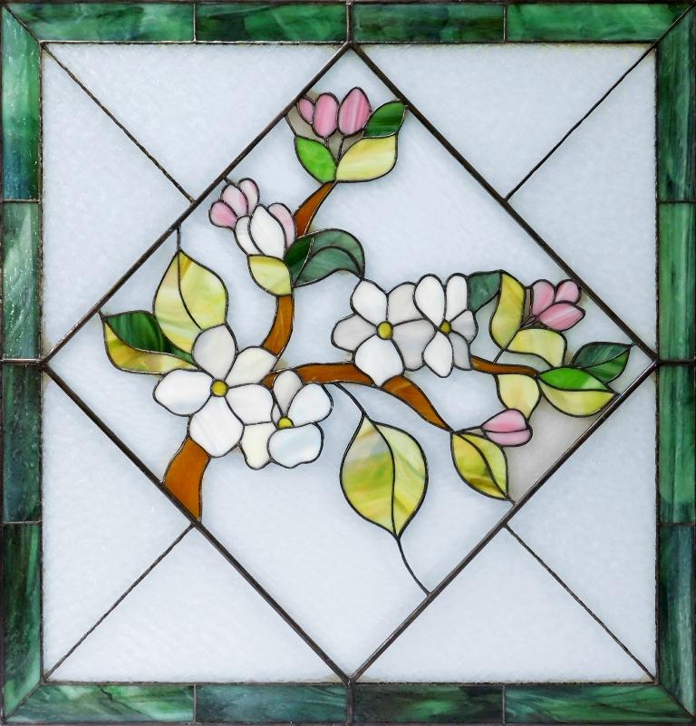 Modish Kwiat jabłoni