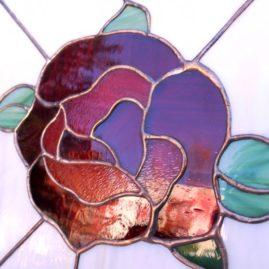 4 róży dla Katarzyny tiffany