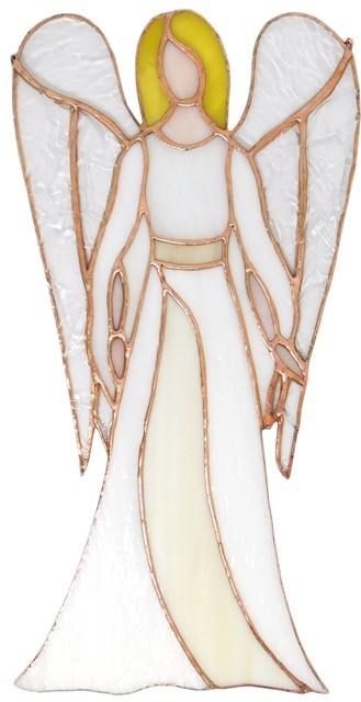 Ангел Хранитель - витражный ангел BasoLe